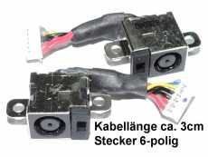 DC Power Jack HP 468827-001