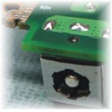 Repair DC Powerjack Mainboard
